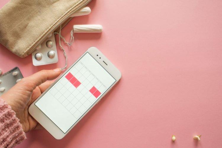 Bajo la Carpa Roja - No confíes en tu app menstrual al 100%