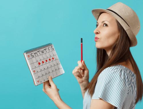¿Cómo sé en qué fase de mi ciclo menstrual estoy?